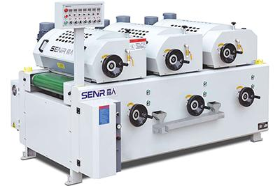 Three Roller Roll Coater