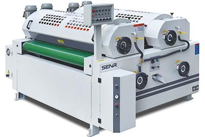 Double Roller Roll Coater (Coloration Coating Machine)